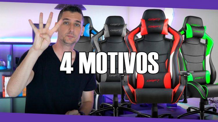 4 Motivos por los que llevo 4 años usando las sillas DRIFT