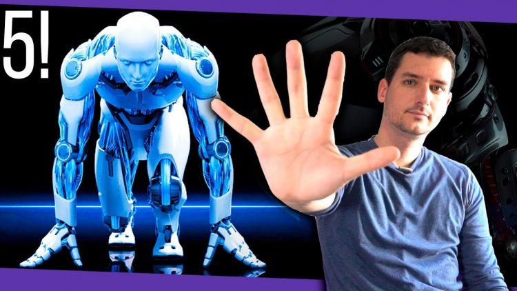 5 tecnologías que nos convertirán en cyborgs