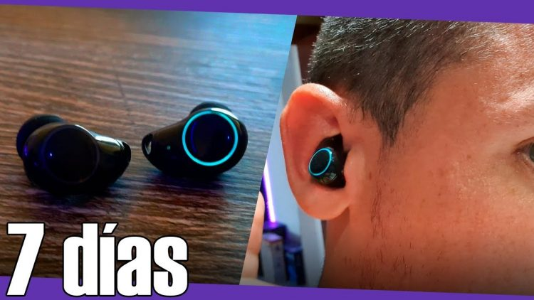 7 días usando los auriculares inalámbricos HolyHigh de menos de 50$ ¿merecen la pena?