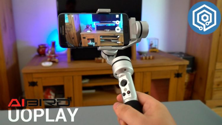 Aibird Uoplay | El accesorio imprescindible para todo Youtuber o aficionado al vídeo