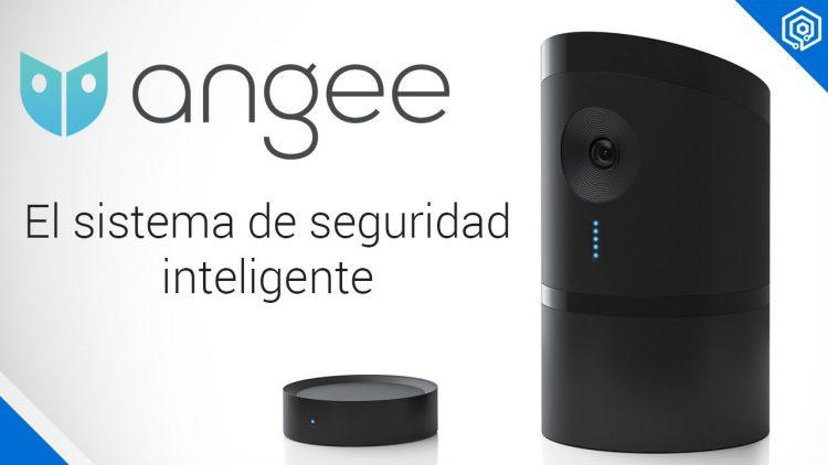 Angee | El sistema de seguridad inteligente