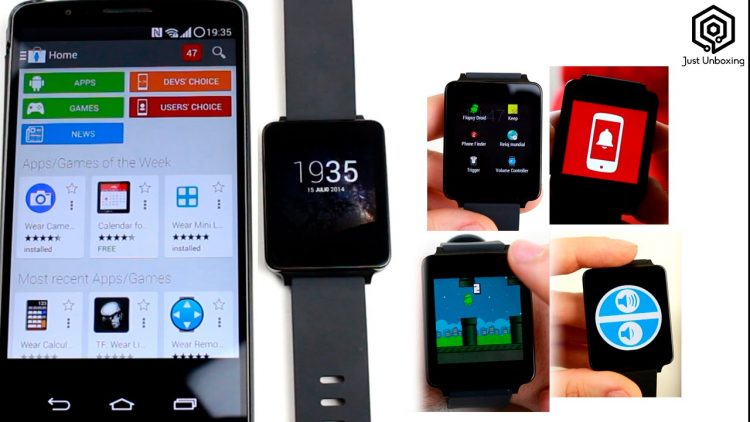 Apps recomendadas para tu smartwatch con Android Wear