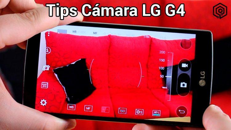 Aprende a sacarle partido a la cámara del LG G4