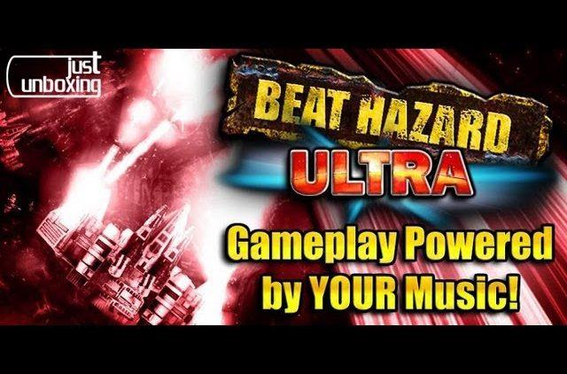 Beat Hazard Ultra | El juego de la semana | Just Unboxing