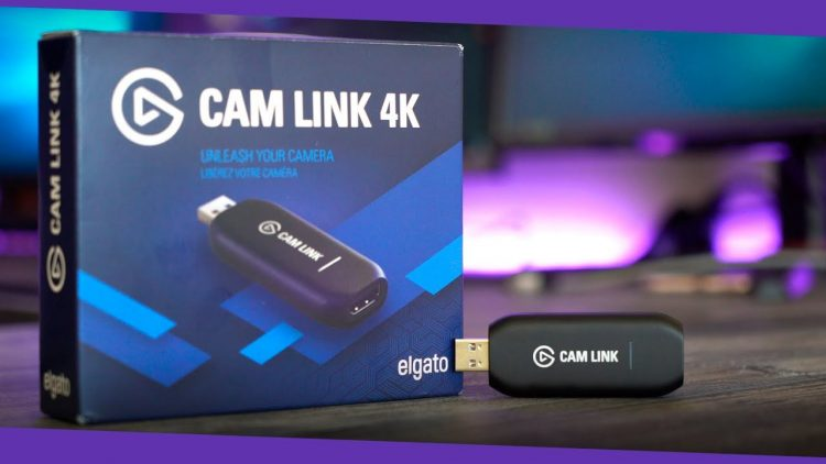 CamLink 4K | Así puedes usar tu cámara réflex o gopro como webcam