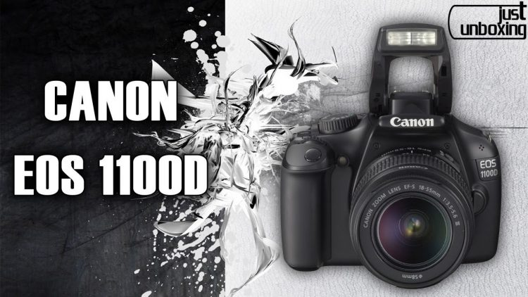 Canon EOS 1100D | Por fin nueva cámara para el canal!! | Just Unboxing