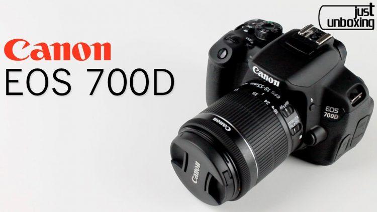 Canon EOS 700D (Rebel T5i), nueva cámara para el canal