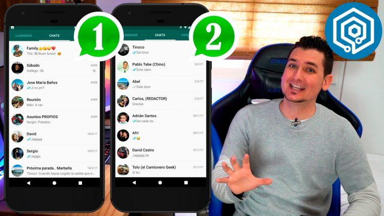 Como abrir 2 cuentas de Whatsapp, Telegram, Facebook o cualquier otra aplicación en tu Android