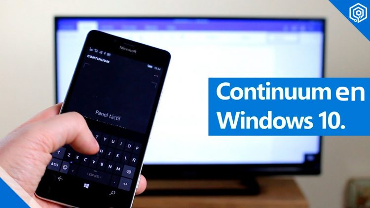 Continuum en Windows 10 | Como convertir tu Lumia en un PC portátil