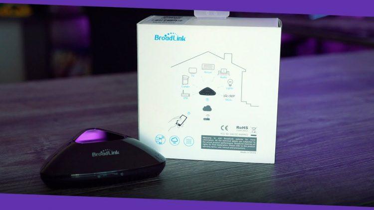 Controla la puerta del garaje, el aire, la tele y cualquier dispositivo RF con Google Home