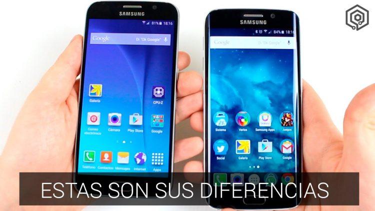 Diferencias entre el Galaxy S6 y S6 edge | ¿Merece la pena la diferencia de precio?