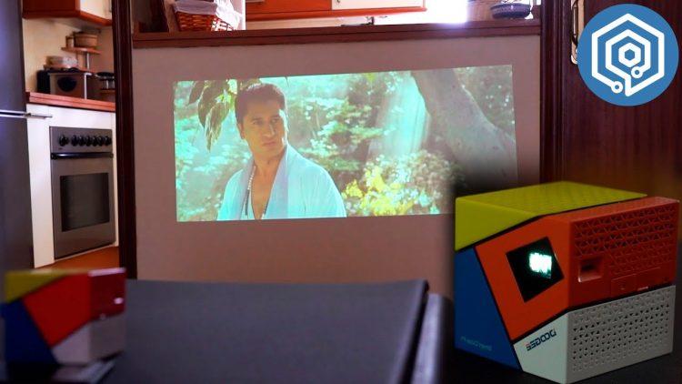 Doogee Smartcube P1 | El proyector que puedes llevar a donde quieras!