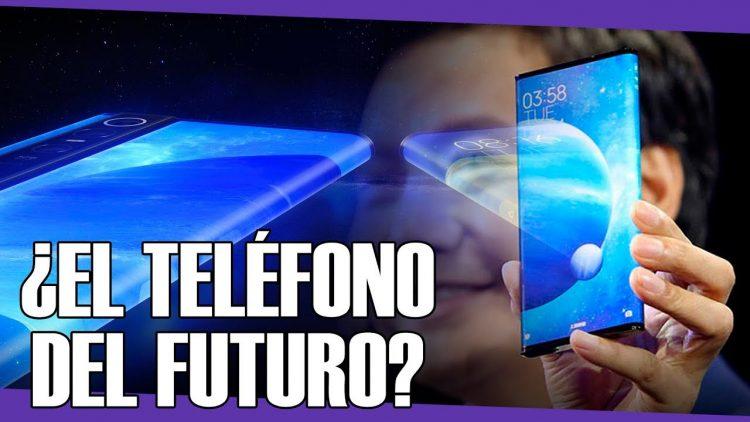 ¿EL TELÉFONO DEL FUTURO? XIAOMI MI MIX ALPHA