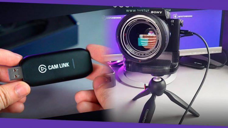 Elgato Camlink | Usa tu cámara reflex o compacta como webcam