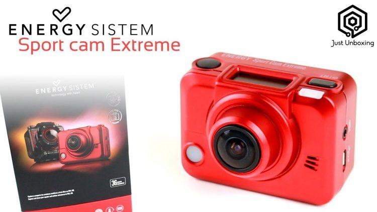 Energy Sistem Sport Cam Extreme