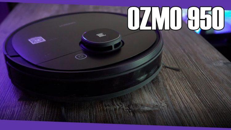 Estas son las novedades del nuevo Deebot Ozmo 950
