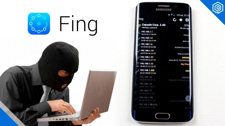 Fing | Detecta intrusos en tu red wifi!