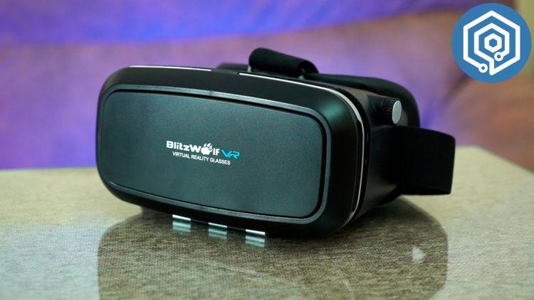 Gafas de realidad virtual Blitzwolf | Mi experiencia con la Realidad Virtual en mi smartphone