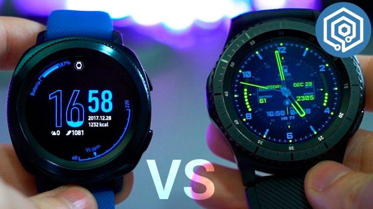 Gear Sport vs Gear S3 Frontier | ¿Cuál es la mejor elección?