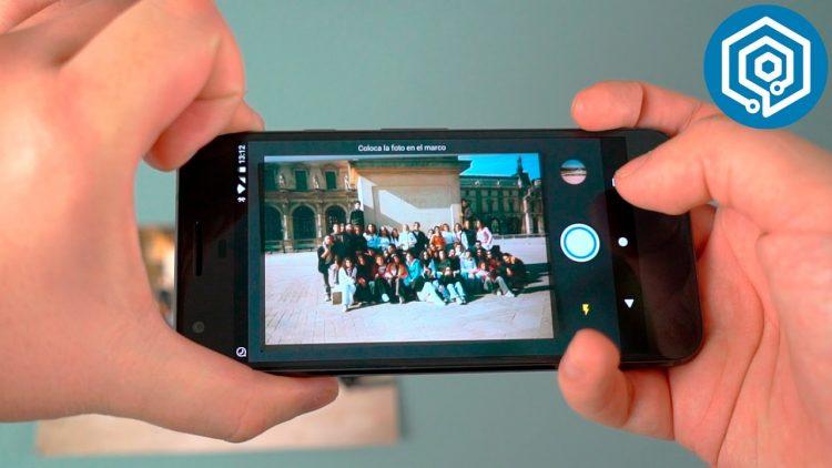 Google PhotoScan | Escanea tus fotos en papel con tu smartphone, rápido y fácil