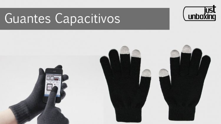 Guantes capacitivos | De compras por china (everbuying)