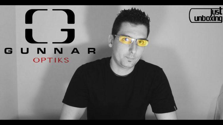 Gunnar Optiks – Gafas para Gamers | Unboxing y Análisis | Just Unboxing