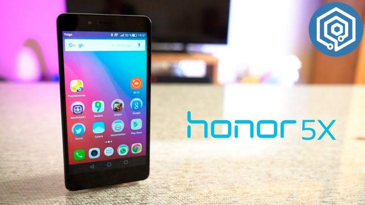 Honor 5X | Análisis a fondo