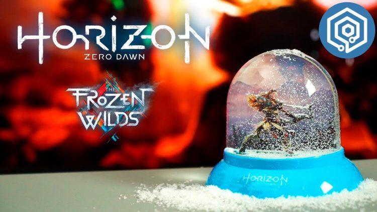 HORIZON ZERO DAWN Complete Edition | La forma más original de presentar un juego en Navidad!!