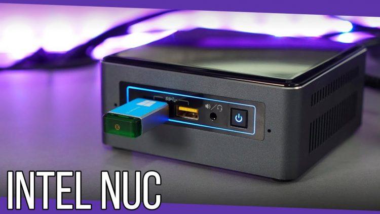 Intel NUC | Unboxing y puesta a punto!