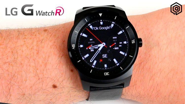 LG G Watch R | Análisis a fondo