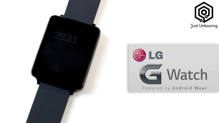 LG G Watch – Unboxing y análisis