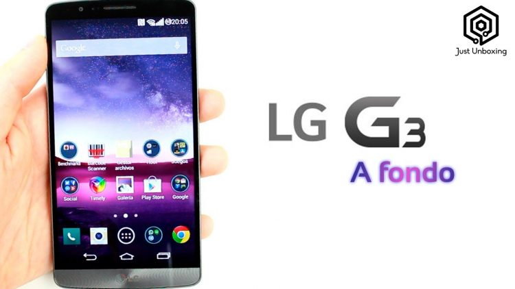 LG G3 | Análisis a fondo