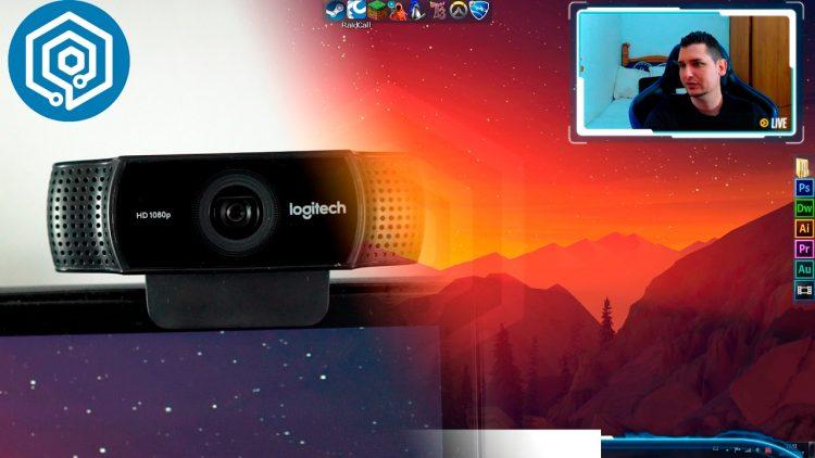 Logitech C922 Pro | Nueva webcam y novedades en los directos!