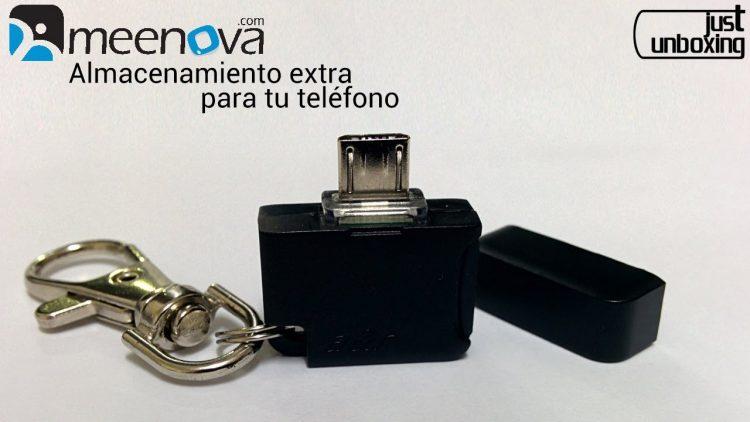 Meenova – Almacenamiento extra para tu teléfono