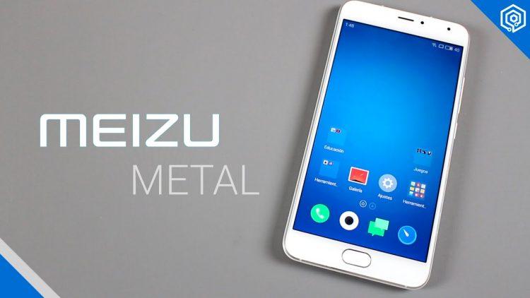 Meizu Metal | Análisis a fondo