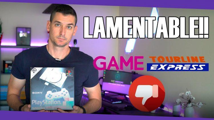 Mi LAMENTABLE experiencia comprando la PlayStation Classic en GAME