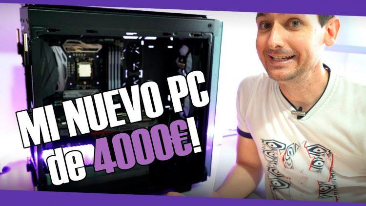MONTANDO MI NUEVO PC DE 4000€!!! #1
