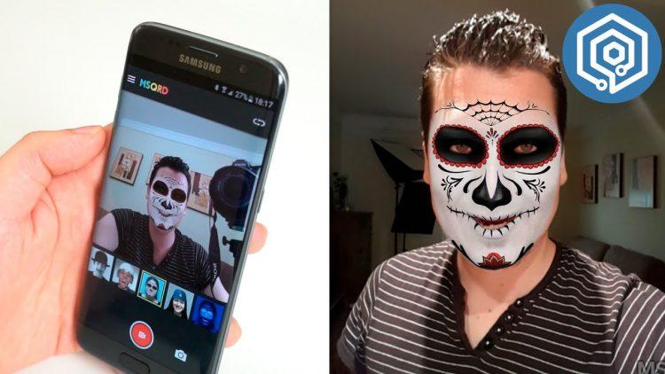 MSQRD | ¡La aplicación que te cambia la cara!