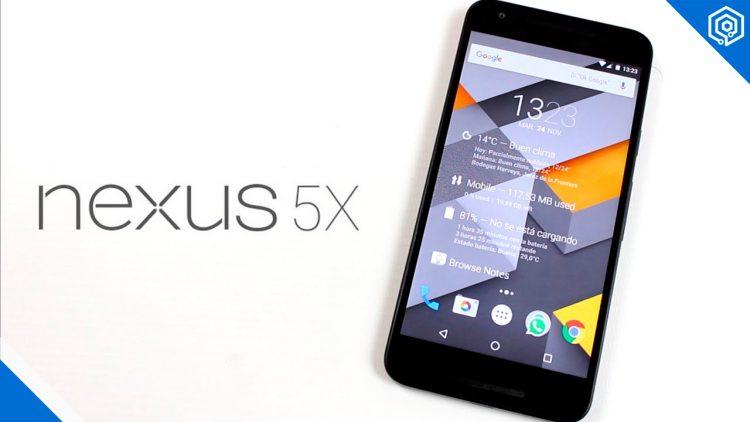 Nexus 5X | Analisis a fondo
