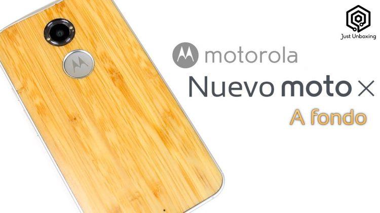 Nuevo Moto X | Análisis a fondo