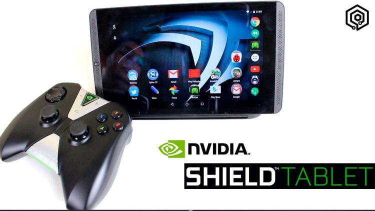 Nvidia Shield Tablet | La mejor tablet para gamers