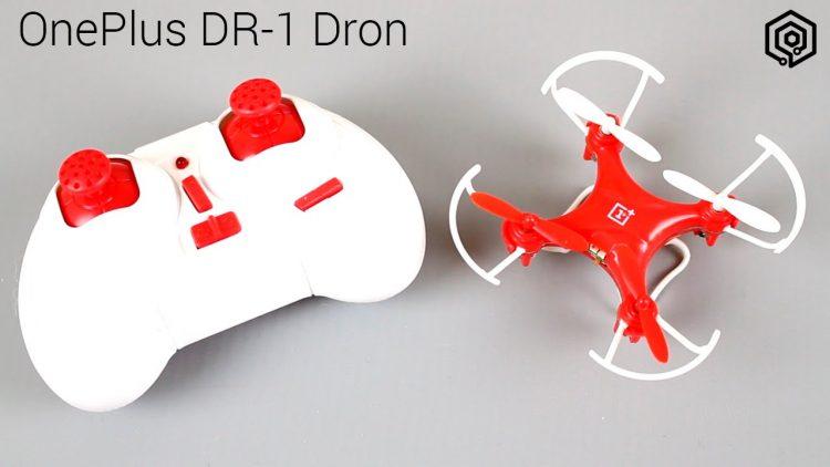 OnePlus DR-1 Dron | Probamos el curioso mini-dron de OnePlus