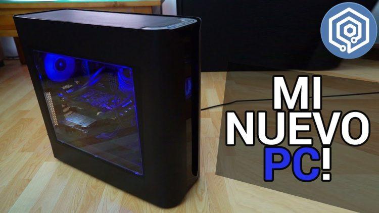 Os enseño mi nuevo PC!!