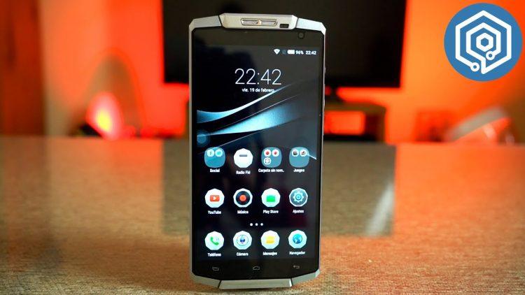 Oukitel K10000   El smartphone con más batería del mercado
