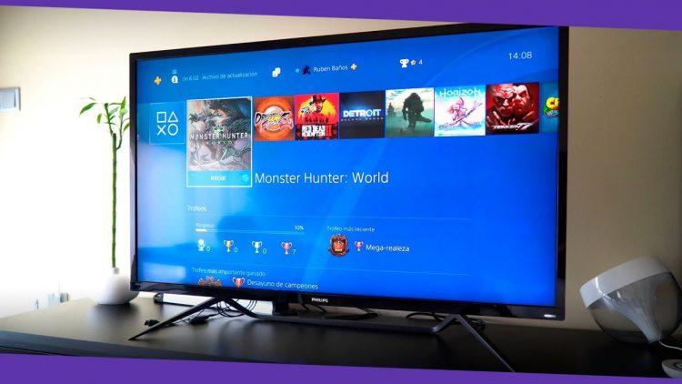 Philips Momentum | ¿TV 4K, monitor gaming o ninguna de las dos cosas?