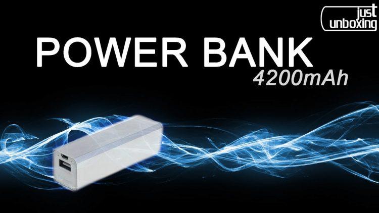 Power Bank Batería auxiliar para tu smartphone o tablet
