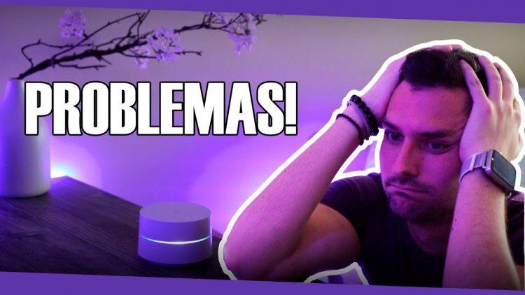 PROBLEMAS CON MI CASA INTELIGENTE!!