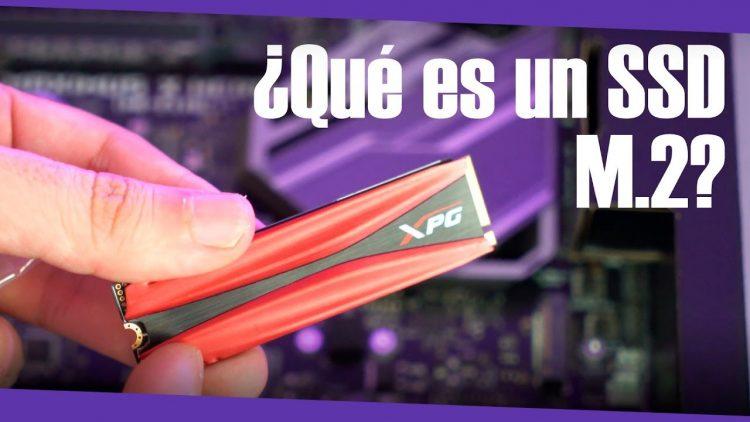 ¿Qué es un SSD M.2? ¿Merecen la pena? | SSD M2 NVMe XPG Gammix S11