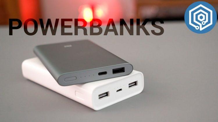 ¿Qué powerbanks uso y recomiendo y por qué?