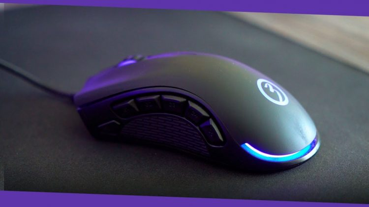 Ratón Gaming Ozone Exon X90 y como puede ayudarte a mejorar en los juegos!
